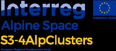 Logo du projet S3-4AlpClusters